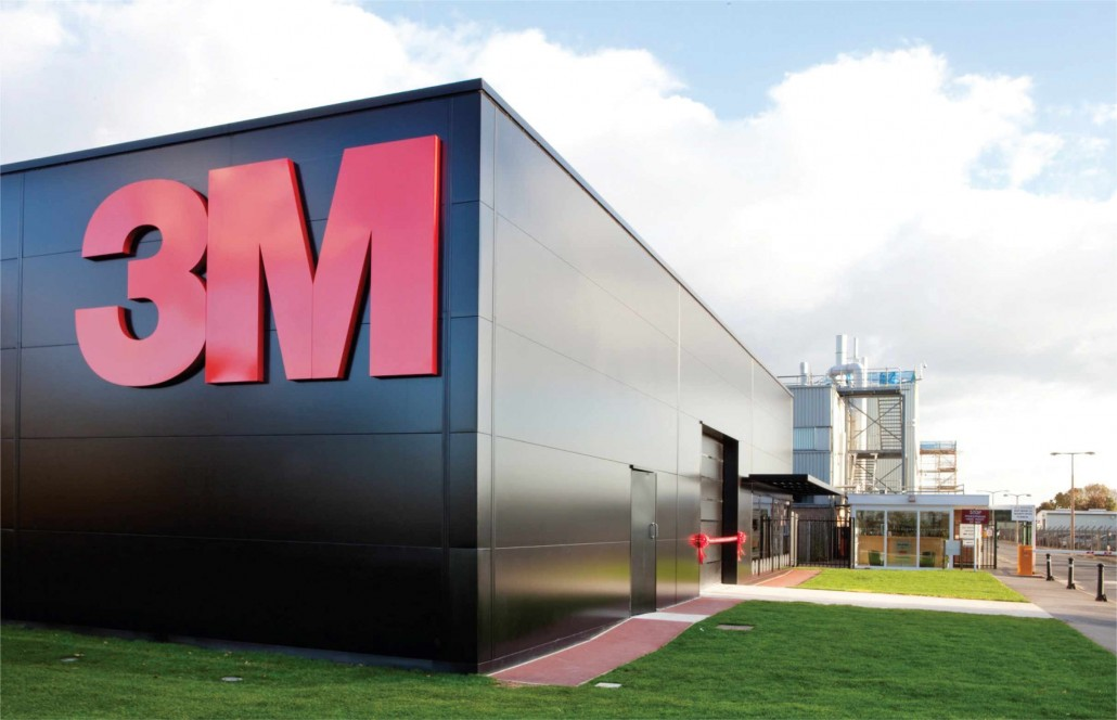 3m Add Visitors Centre And Training Facility Hln Group