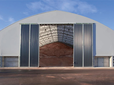 Salt Storage - HLN Engineering