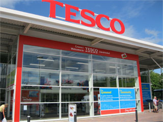 Tesco Llandridod - Architecture Services