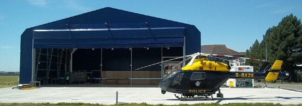 National Police Air Service facility, Bournemouth International Airport