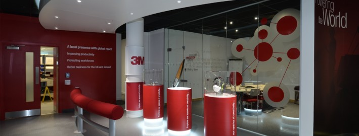 3M Customer Innovation Centre, Bracknell